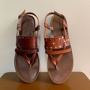 TWO Pairs of Mossimo Supply Sandals